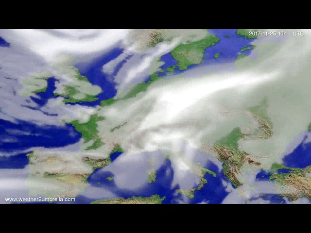 <h2><a href='https://webtv.eklogika.gr/' target='_blank' title='Cloud forecast Europe 2017-11-23'>Cloud forecast Europe 2017-11-23</a></h2>