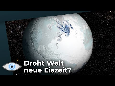 Droht uns neue Eiszeit? - Deutliche Änderung der Sonnenaktivität