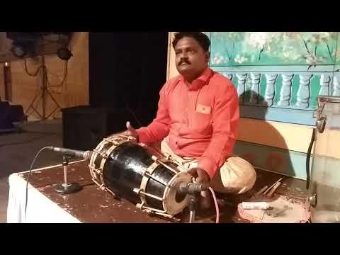 Sandeep mhaske dholki solo