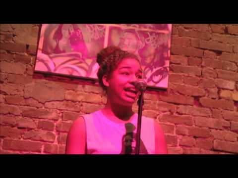 Nuyorican Poets Cafe 8-23-13 Vanessa Marie Marco (Poet)