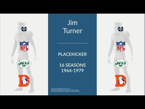 Jim Turner: Football Placekicker