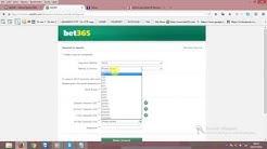 how to BET365 100% DEPOSIT BONUS