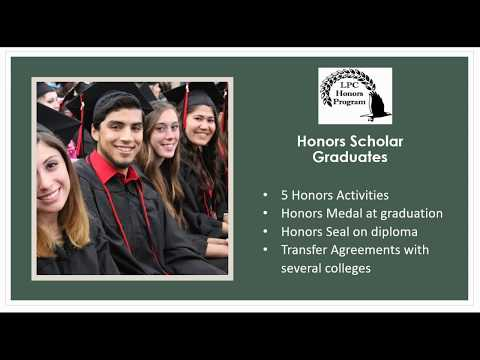 The Las Positas College Honors Transfer Program: Introduction