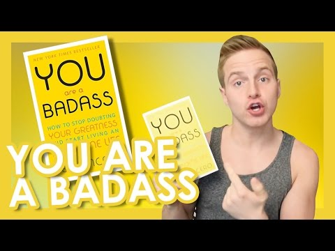 You Are A Badass | TYLER MOUNT