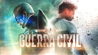 Rap do Capitão América: Guerra Civil