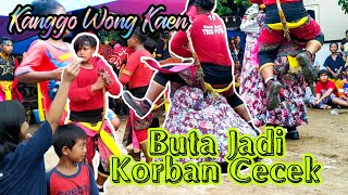 Cecek Nganclengi Buta    Kanggo Wong Kaen