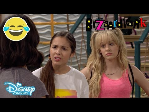 Bizaardvark | Sneak Peek: Breaking up the Boys | Disney Channel UK