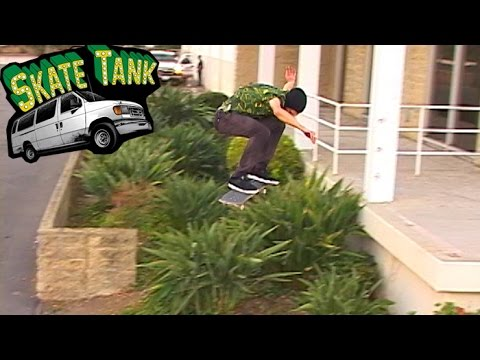 Shake Junt's 'Skate Tank' Part 3 of 3