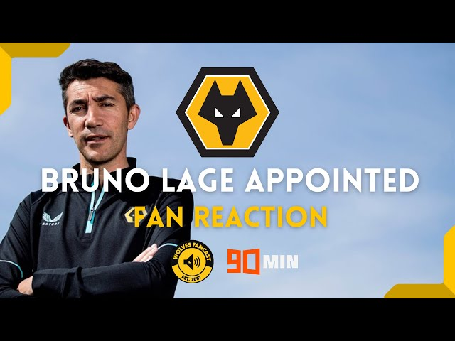 Bruno Lage Appointed | Fan Reaction