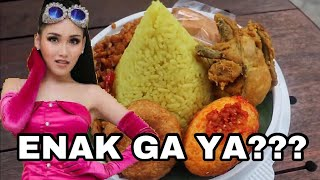 AYU TING TING JUALAN NASI TUMPENG MINI (MOUNTAIN RICE)