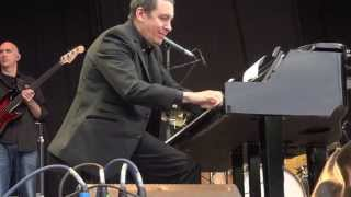 Live Music : Boogie Woogie : Jools Holland and his Rhythm & Blues Orchestra : Bergenfest, Norway