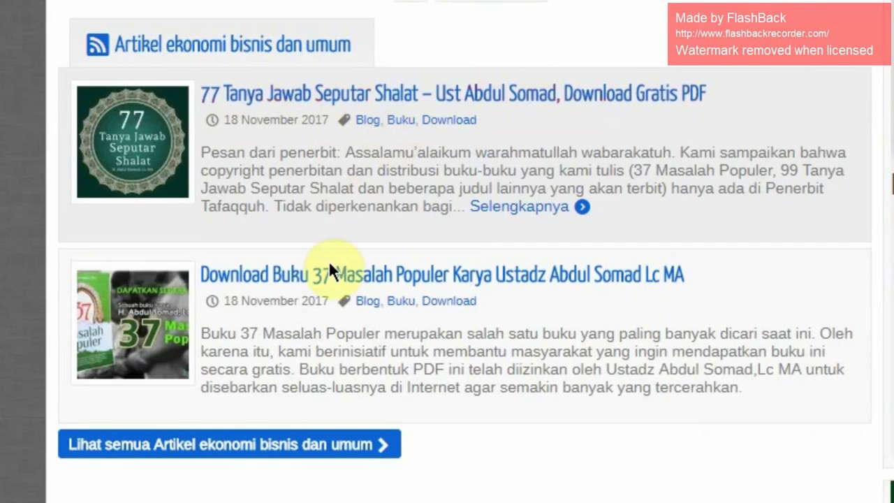 Buku Ustadz Abdul Somad Pdf