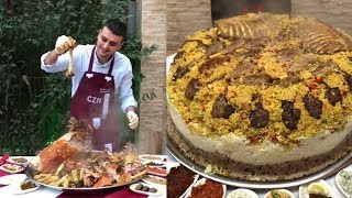 Burak Özdemir Turkish Chef Cooking Amazing Traditional Turkish Food 2019