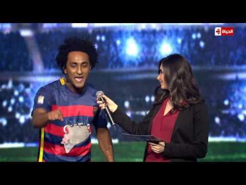 فيديو محمد علي يتبرع بالكلسون لفقراء الارجنتين HD