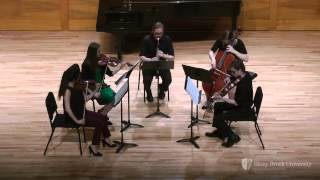 Johannes Brahms, Clarinet Quintet in B minor, Op. 115, I. Allegro