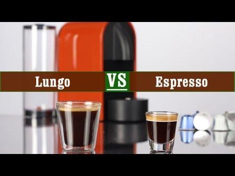 Nespresso Lungo And Espresso Quick And Easy Recipe Youtube