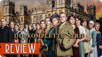 DOWNTON ABBEY: Die komplette Serie Kritik Review (2010-2015)
