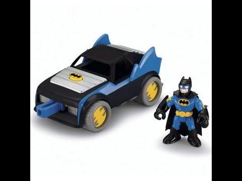 voiture de batman jouet dessin anim pour les enfants youtube. Black Bedroom Furniture Sets. Home Design Ideas