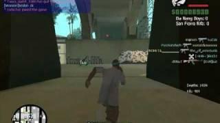 MTA: Multi Theft Auto San Andreas