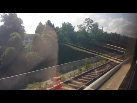 MARTA Red Line: North Springs to Five Points