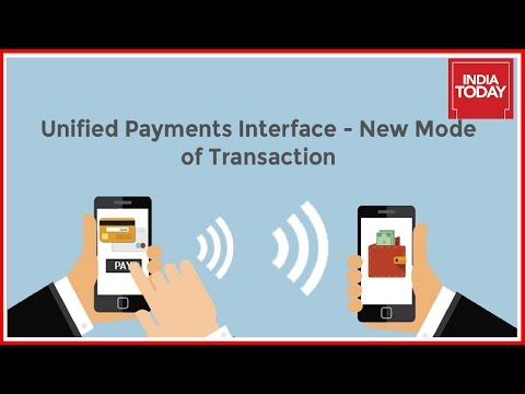 All About Unified Payment Interface & How Do UPI Function ?