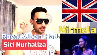 Vocal Coach Reacts Siti Nurhaliza @ Royal Albert Hall - Nirmala | Reaction