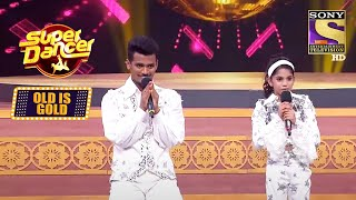 Prerna ने दिया Dashing Disco Performance  Super Dancer  Old Is Gold