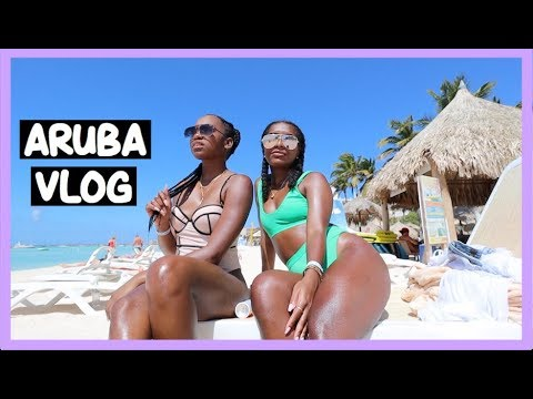 ARUBA PART 1 | TRAVEL VLOG