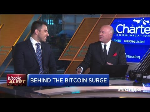 Watch Shark Tank's Kevin O'Leary challenge the bull case for Bitcoin