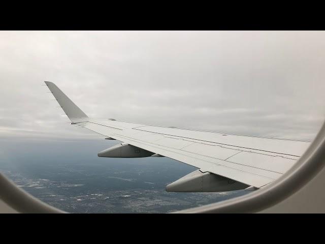 American Airlines Full Flight: Columbus  -  New York LaGuardia