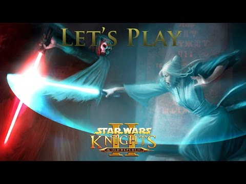 Let's Play Star Wars: KotOR II Restored, Episode 15: The Telos Academy, Part I