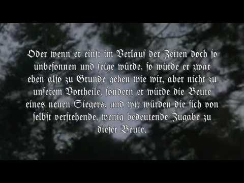 Reden an die deutsche Nation: Erste Rede