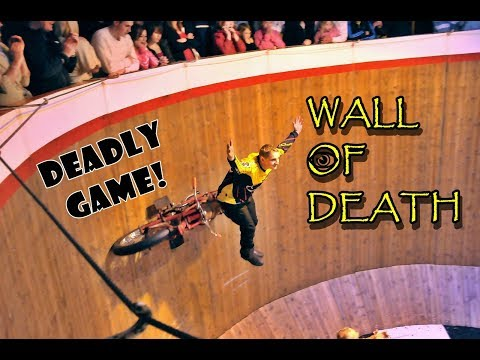Wall of Death |  bike stunts 2017 | death ride