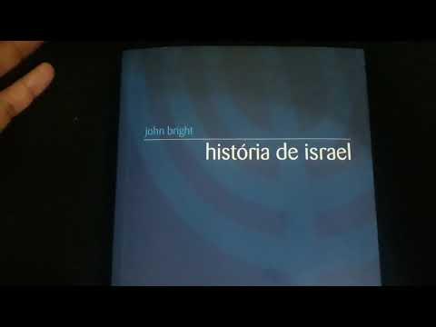 DICA DE LEITURA/HISTÓRIA DE ISRAEL,DE JOHN BRIGHT.