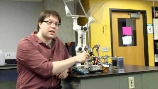 Electrical Conductivity and Frozen Salt Water