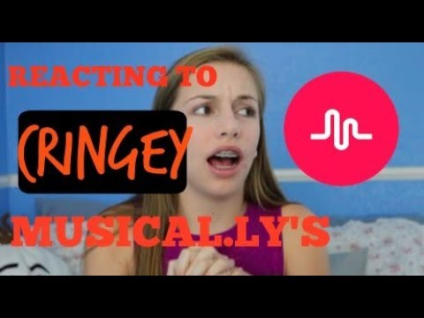 Reacting to my fans Musical.ly's!