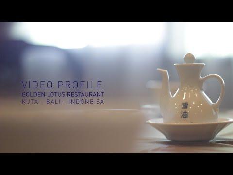 Video Profile   Golden Lotus Restaurant   Kuta - Bali - Indonesia