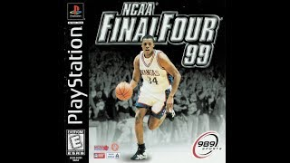 NCAA Final Four 99 (PlayStation)