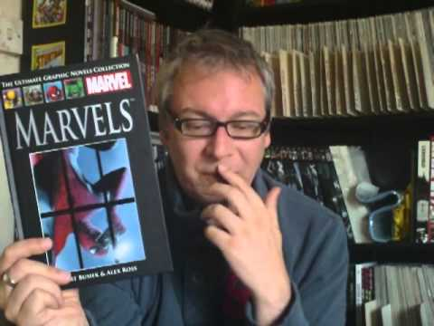 Ultimate Graphic Novel Collection - Marvels