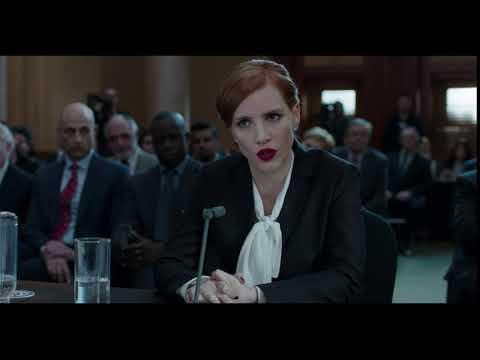 Джессика Честейн (Слоун) - Я воспользуюсь правом данным мне пятой поправкой (Опасная игра Слоун)