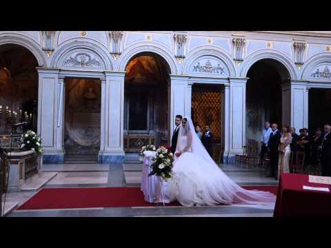 Francesca Samperi. Hallelujah. Matrimonio Davide e Betta