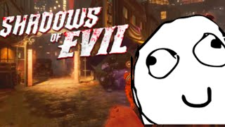 WORST ZOMBIES PLAYERS EVER - Shadows of Evil: Black Ops 3 Zombies Funny Noob Moments