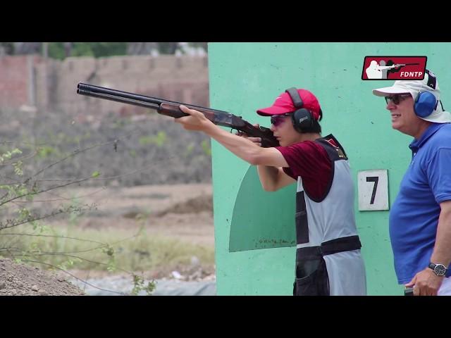 Pasquale Storino formará nuevos campeones del tiro peruano