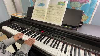 La Bamba(망나뇽승범)피아노연주-[피아노하우스대전…