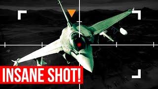 BF4: Insane gunship snipe!  (Battlefield 4 Gameplay)