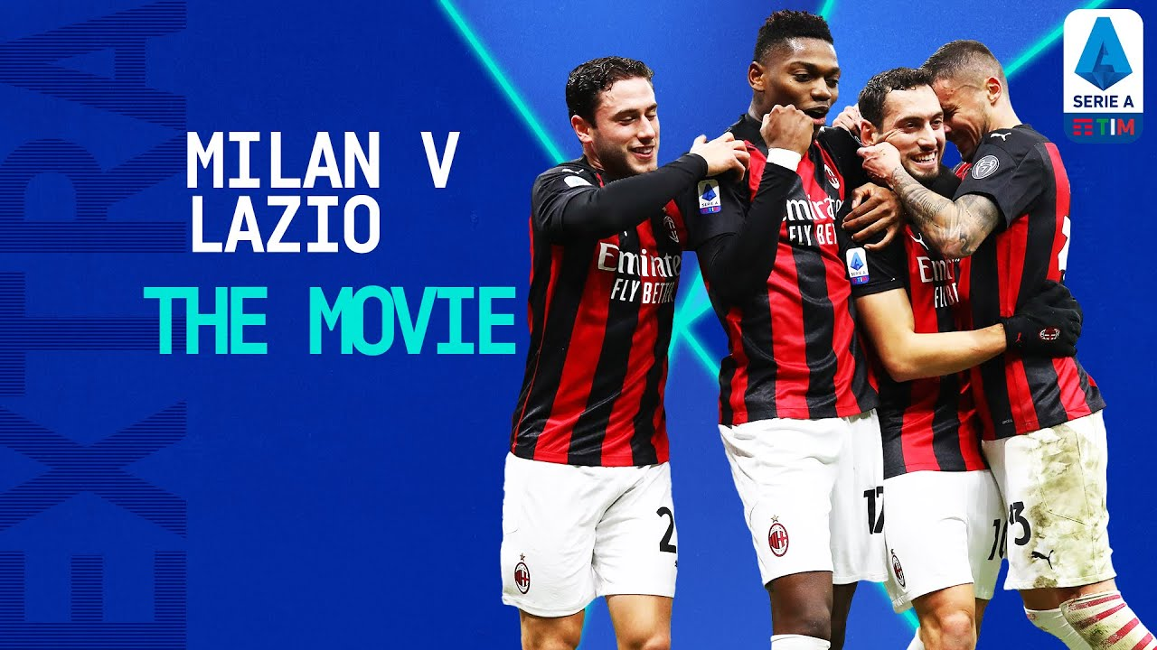 Download Milan Snatch a Late Winner! | Milan 3-2 Lazio: The Movie | Serie A TIM EXTRA