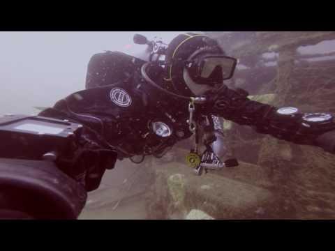 Scuba Diving North Carolina OBX - Shipwreck of the Bedloe