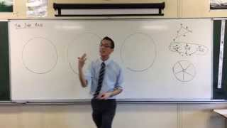 Why the Sine Rule Works (1 of 3: Acute Angles)
