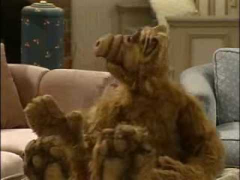 "ALF - Comedy Video 1.0 ""English"""