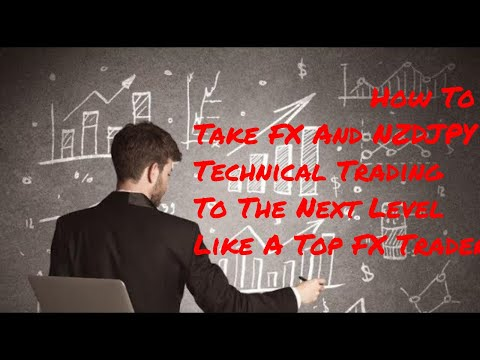 How To Take FX And NZDJPY Technical Trading To The Next Level Like A Top FX Trader